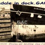 CARADLE in dock. GA0753.