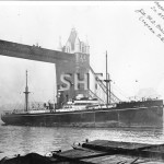 CELTIC STAR 1918,sunk Mar 23, 1943. SHF Coll.