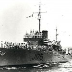 CESSNOCK HMAS_ 1942-1947_ To Holland_ GKAC_