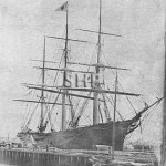 CHAMPION OF THE SEAS 1854. Photo c. 1854. SHF Coll.