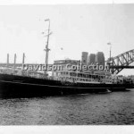 CHANGTE inbound, Oct 19,1951.Davidson SHF,File 40.