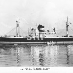 CLAN SUTHERLAND 1951. SHF Coll.