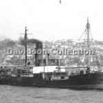 COBARGO readies tow, Nov 19,1957. File 19.