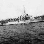 CONDAMINE HMAS Sep 1,1950. Davidson File 51.