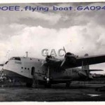 COOEE, flying boat. GA0940. picture 10