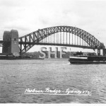 CURL CURL leaves Sydney Cove, c. 1935. SHF Coll.