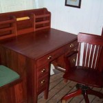 Captains desk