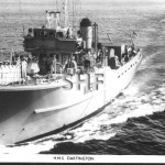 DARTINGTON HMS, 1956.SHF Coll.