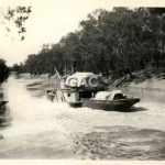 DECOY PS (I), on Murray River, early 1900s.