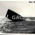 DEE WHY (I), sinking 1976.