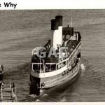 DEE WHY leaves Manly March 3, 1940.