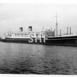 DOMINION MONARCH 1939-1962. outbound W'loo. SHF Coll.