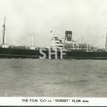 DORSET 1934,real photo post card. SHF Coll.
