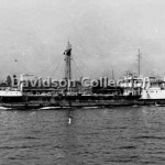DUNMORE, outbound, March 15, 1954.File 21.