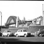Dalgetty Rd,The Rocks, c.1960. GA0019
