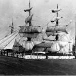 Drying sails date unknown