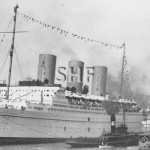 EMPRESS OF BRITAIN 1931-1940, W'oo April 1938. GKA.Coll.