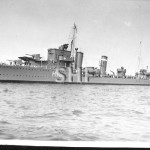 ENCOUNTER HMS 1934-sunk March 1, 1942. SHF Coll.