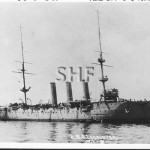 ENCOUNTER HMS(later HMAS) 1902-1932. SHF Coll.