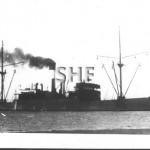 ERA 1888 - sunk May 1, 1918. poor. SHF Coll.