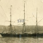 ETHEL, 1876,barque, wrecked SA January 1, 1904. SHF Coll.