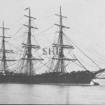 EUTERPE 1863, later STAR OF INDIA q.v. SHF Coll.