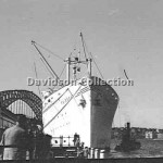 FAIRSEA, Sydney August 1955.File 3.