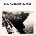 FANTOME as hulk. GA0747.