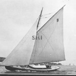 FLEETWING, yacht. copy. SHF Coll.