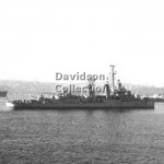 FLETCHER USS Apr 2, 1958.Davidson File 32.SHF