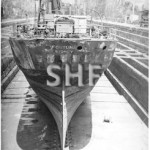 FORTUNA in Woolwich Dock, SHF Coll.