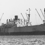 HELMSPEY, Liberty ship. SHF Coll.