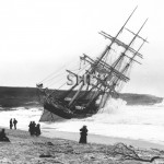 HEREWARD 1877, wrecked Sth.Maroubra beach May 6, 1898. SHF C