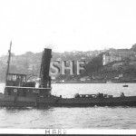 HERO 1892- wrecked July 13, 1960. SHF Coll.