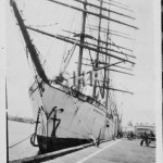 HERZOGIN CECILE 1902-1936 @ Port Adelaide. SHF Coll.