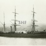 HMS-RRS DISCOVERY 1901-(museum ship at Dundee). SHF Coll.