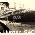 HUNTER SS in Cowan Creek. GA0913.