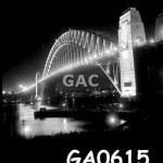 Harbour Bridge. GA0615.
