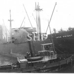 IRON KNIGHT 1937-sunk Feb 7, 1943, Newcastle Aug. 1938 with
