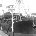 IRON WARRIOR 1923 -sank 1964. In Morts Dock.SHF Coll.