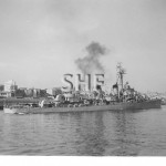 ISHERWOOD USS, 1943- 1961 to Peru. SHF Coll.