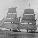 J.T. NORTH, barque, SHF Coll.