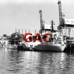 JAMES COOK,gas ship @ AGL,Breakfast Pt.1976. File 1201-15.
