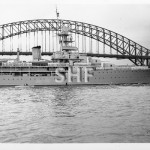 JEANNE D'ARC, French, 1931-1965,leaves Sydney Feb 15 1938. S