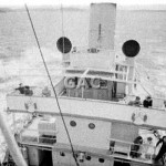 JOHN OXLEY, at sea, Oct. 1973. Proof 77-31A.
