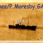 JUNEE at Pt.Moresby. GA0678