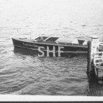KALOWA TWO, tourist speedboat 1949. SHF Coll.