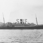 KATOOMBA 1903-1959, outbound 1930s. SHF Coll.