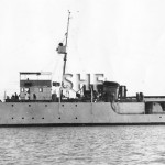 KHARKUS,Persian navy, taken Aug. 1941.SHF Coll.