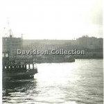 KIANDRA in Quay, Sep 7, 1951. Davidson SHF,File 47.